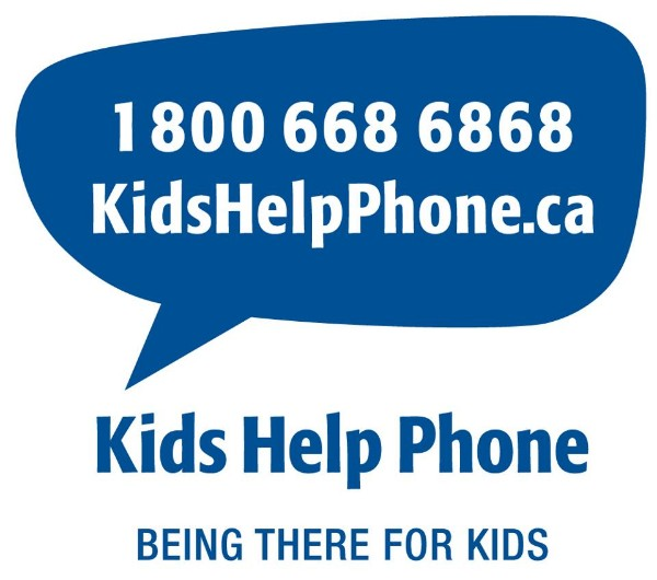 Logo for Kids Help Phone