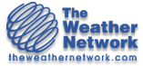Logo for The Weather Network