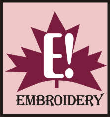 Logo for E-Embroidery