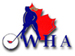Logo for Ontario Womens Hockey Association (OWHA